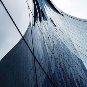 vidros para fachadas em bh